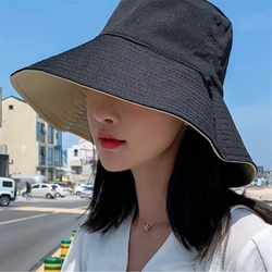 YUZHAOLIN 俞兆林 双面渔夫帽