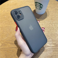 围头湾 iPhone11/12系列 透明硅胶全包手机壳