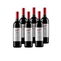 聚划算百亿补贴:Penfolds 奔富 BIN8干红葡萄酒进口赤霞珠西拉 750ml*6瓶