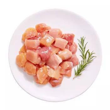 凤祥食品 鸡腿肉丁 1kg *10件