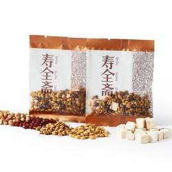 寿全斋 茶叶 花草茶  红豆薏仁芡实茶 苦荞茯苓大麦草木代用茶 10克x10包 *5件