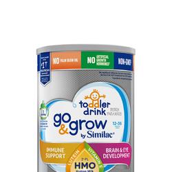 雅培进口美版Similac母乳低聚糖HMO婴儿奶粉3段1130g*2罐