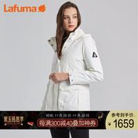 LAFUMA乐飞叶冲锋衣 LFJA9CZ95 白色WT(实物以细节图为准) 165/84A(38)