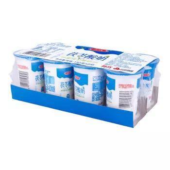 三元 茯苓 酸奶酸牛奶 原味 150g*8