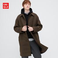 UNIQLO 优衣库 429298 男士插肩袖大衣
