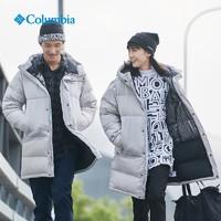 京东PLUS会员:Columbia 哥伦比亚 WE0994 中性款保暖羽绒服