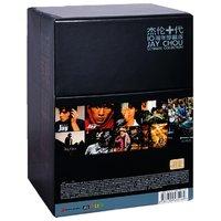 历史低价:《周杰伦:杰伦十代 10周年珍藏版(2000—2010)》全套10张CD