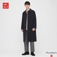 UNIQLO 优衣库 432054 男装双面呢大衣