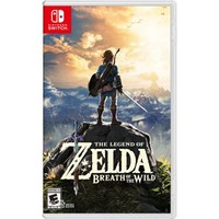 Nintendo 任天堂 NS游戏卡带《塞尔达传说 旷野之息》中文 现货