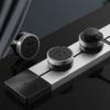 BULL 公牛 壁挂式移动插座 GN-GB1轨道 50cm+GN-GS10适配器*3个 银色明装