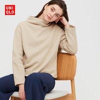 UNIQLO 优衣库 430275 女士半高领套头衫
