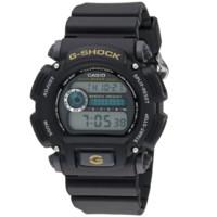 CASIO 卡西欧 G-SHOCK系列 DW9052-1BCG 男士石英手表