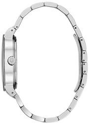 Bulova 男式不锈钢黑色表盘手表