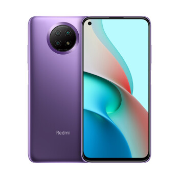 Redmi 红米 Note 9 5G手机 6GB+128GB 流影紫