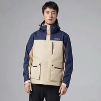 TOREAD 探路者 TAWH91603 户外三合一 冲锋衣