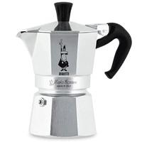 Bialetti Moka Express 意式咖啡壶 2杯容量 铝制 灰色