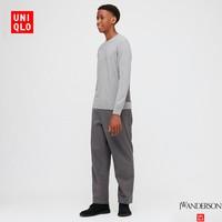 UNIQLO 优衣库 432970 男装休闲抽绳长裤
