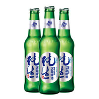 hans 汉斯 啤酒纯生8度 316*24瓶