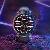 Jeep 智能全境界F-X1 高清双摄独立通话智能表