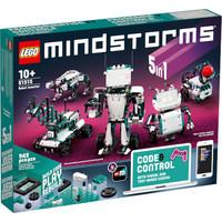 超值黑五、银联爆品日:LEGO 乐高 MINDSTORMS 第四代机器人 51515 机器人发明家