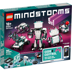 LEGO 乐高 MINDSTORMS 第四代机器人 51515 机器人发明家