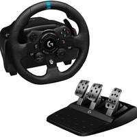 出色的模拟驾驶入门设备——罗技G923游戏方向盘使用体验