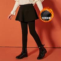 ASK junior 女童打底裤裙