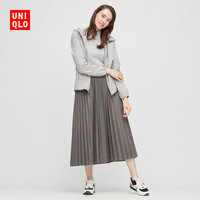 UNIQLO 优衣库 429211 打褶长裙