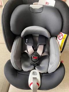 猫头鹰的宝宝安全座椅真的很安全,做工也很