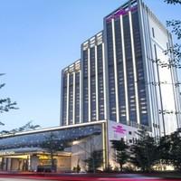 兰州皇冠假日酒店 高级黄河景房2晚(含大堂吧咖啡劵2份+延迟退房)