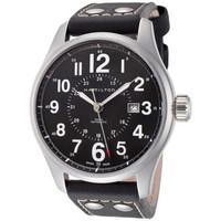 历史低价、补贴购:Hamilton 汉密尔顿 Khaki Officer H70615733 男款机械腕表