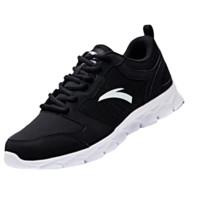 ANTA 安踏 男士跑鞋 91625512-3 黑/安踏白 39