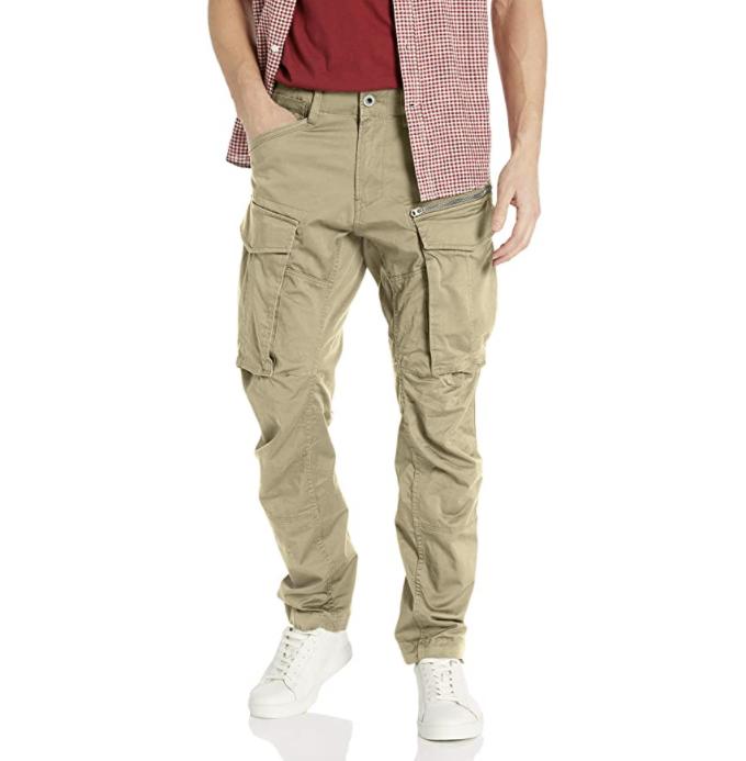 G-STAR RAW Rovic 男士3d直筒裤