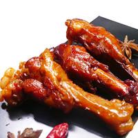 淘礼金:章鸭子 酱卤鸭翅根 香辣味 32g*10包