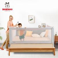 BoBDoG 巴布豆 婴儿通用垂直升降床围栏 1.8m +凑单品