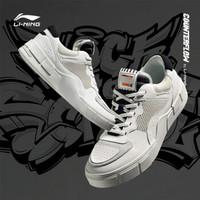 2日0点:LI-NING 李宁 AGCQ437 CF The one系列 男士休闲鞋