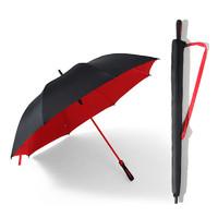 卡沐森 超大号高尔夫伞八骨自动雨伞长柄晴雨伞可定制logo