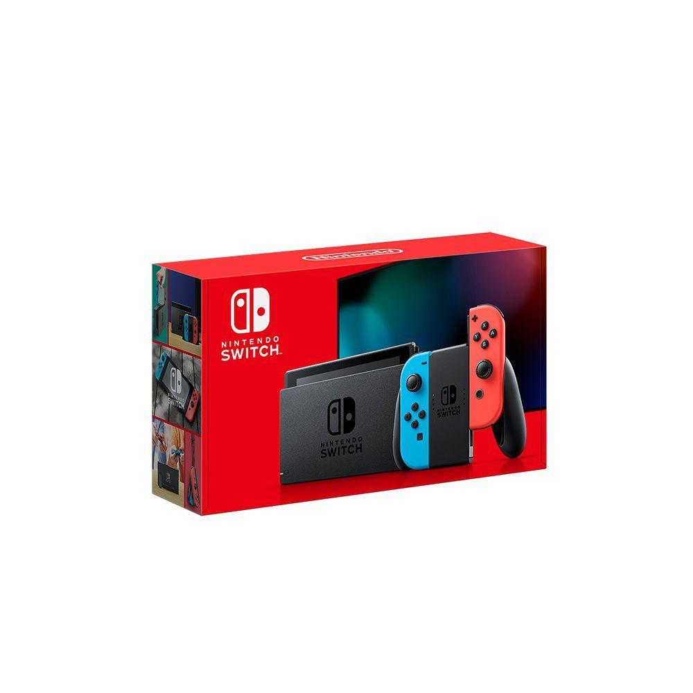任天堂switch日版NS续航版游戏机限定主机