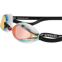 超值黑五、中亚Prime会员:Speedo 速比涛 Fastskin Speedsocket 2 中性款镜面护目镜