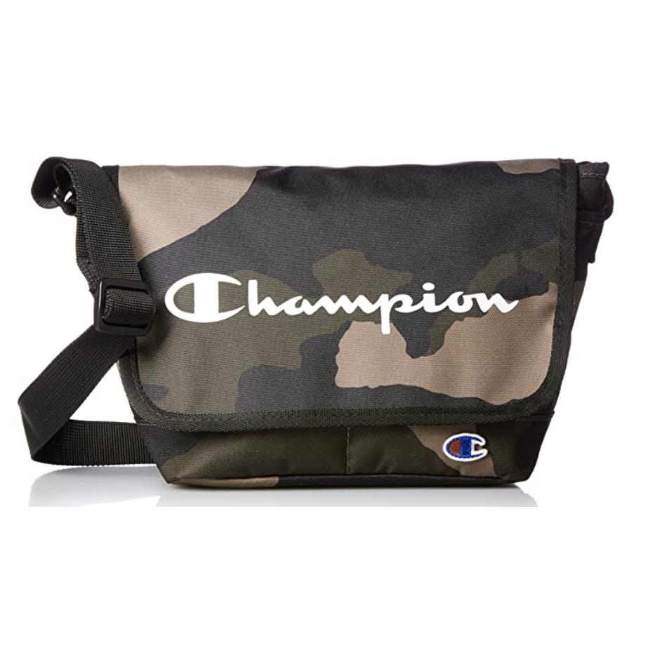 超值黑五、中亚Prime会员 : Champion 男士单肩斜挎包