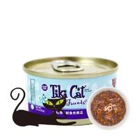 Tiki cat 蒂基猫  你好朋友系列 猫罐头 12罐
