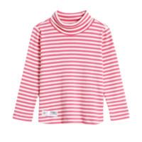 Gap 盖璞 女童高领条纹T恤 614946 粉红色 90cm