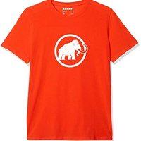 超值黑五 : Mammut 猛犸象 男士标志 spicy PRT1 T恤 Small码