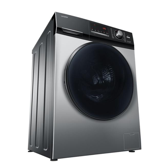 Leader 统帅 @G1012HB76S 洗烘一体机 10公斤 水晶银