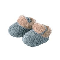 Bornbay 贝贝怡 儿童加绒保暖棉鞋