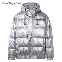La Chapelle 拉夏贝尔 90%白鸭绒加厚羽绒服