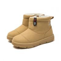 ABCKIDS 儿童加绒保暖雪地靴