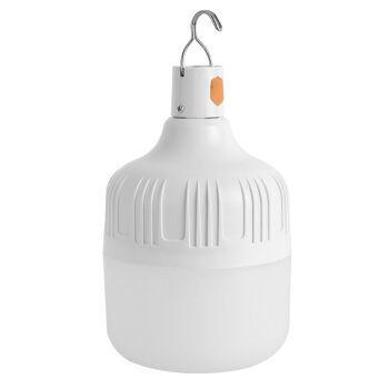 侈放充电式 LED灯泡 60W 送充电线