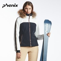 phenix 菲尼克斯 ES982OT59R 女士羽绒滑雪服