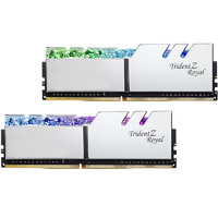 G.SKILL 芝奇 幻光戟系列 DDR4 3200MHz 台式机内存 16GB 皇家戟